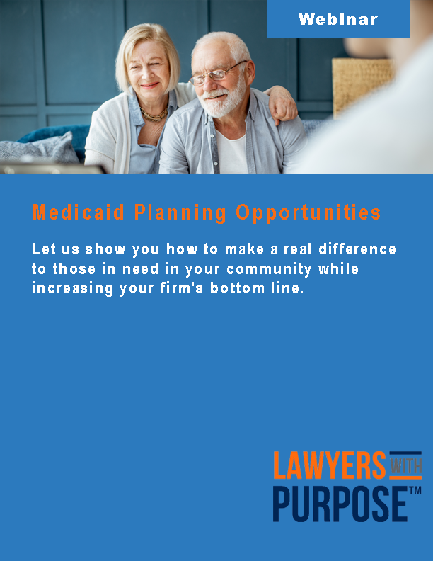 Medicaid Planning Opportunities